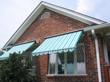 We Offer Solair Retractable Awnings To Shade Your Home And